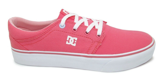 Tenis Dc Shoes Trase Tx Mx Women´s Adjs300208 Rob Bright Ros