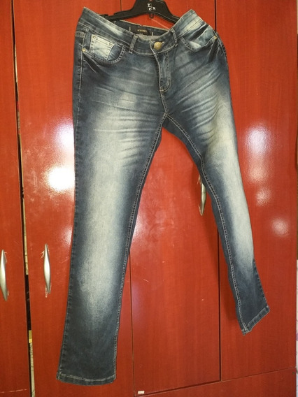 Sweet Jean Elastizado Semi Recto T 32 Impecable!