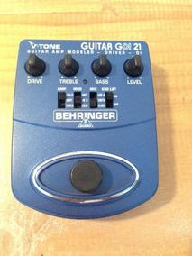 Pedal De Guitarra Behringer V-tone Overdrive Gdi21