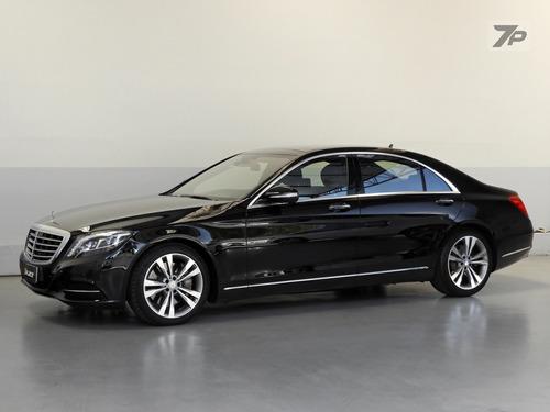Mercedes-benz S 500 L 4.7 V8 32v Biturbo Gasolina 4p Autom
