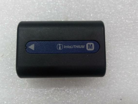 Bateria Sony Np-fm30 A580 A20 A57 A65 A77 A550 A500