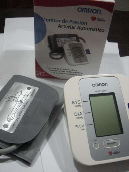 Tn.siometro+presion+automatico Omron Inteligente Original