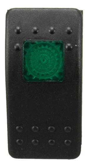 Audew 12 V 20a Led On-off Iluminado Rocker Spst Interruptor