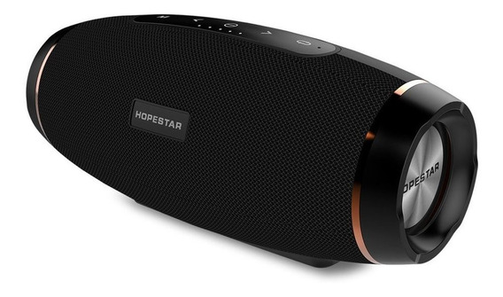 Hopestar H27 Olive Forma Bluetooth Speaker Fm Transmissor À