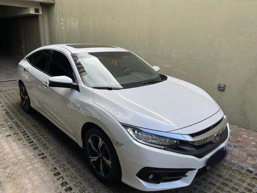 Honda Civic 1.5 Ex-t (turbo) 2017 Inmaculado + Accesorios