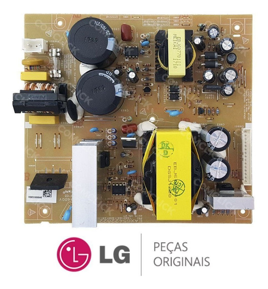 Placa Fonte Ebr77941302 Cm4640-ab Mini-system LG Original