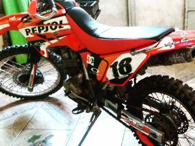 Moto De Trilha 300 Cilindrada Freio A Disco