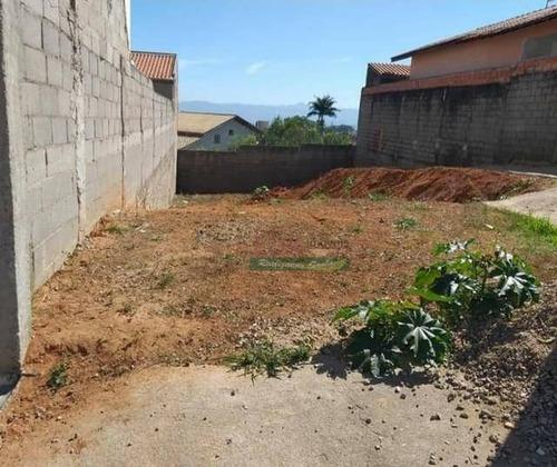 Terreno À Venda, 125 M² Por R$ 91.000,00 - Jardim Hípica Pinheiro - Taubaté/sp - Te2448