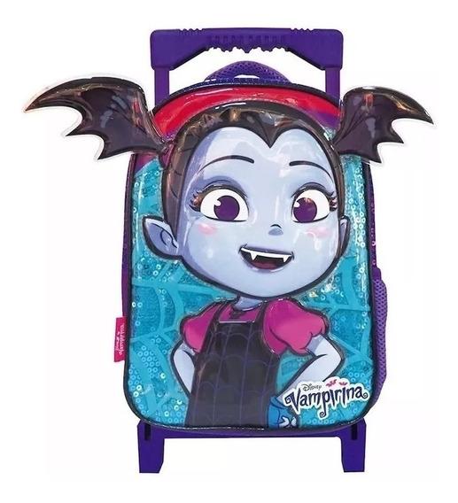 Vampirina Mochila Con Carro Jardin Vm028
