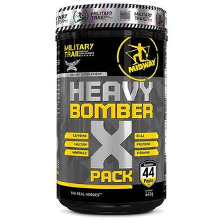 Heavy Bomber X Pack (44packs) Military Trail