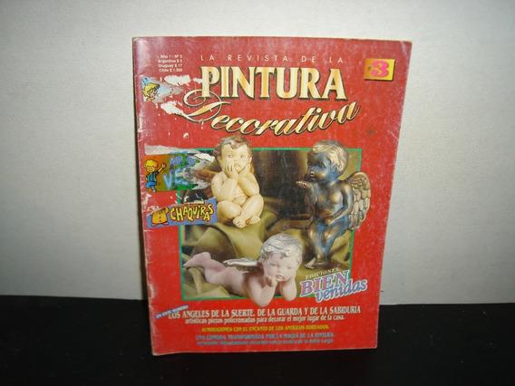 (of77) Revista De Pintura Decorativa
