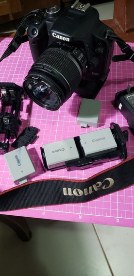 Camera Fotográfica Canon 500d Usada