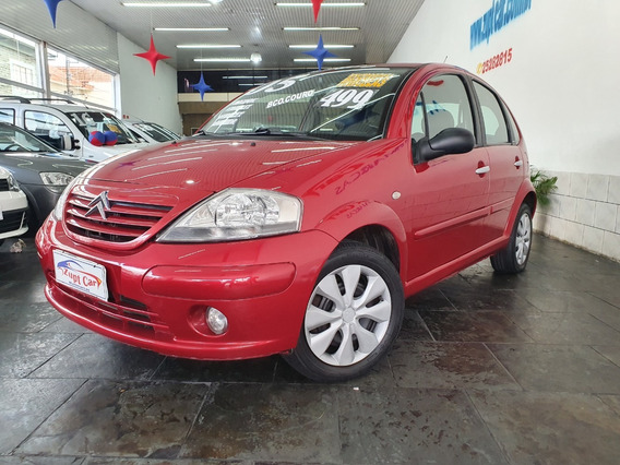 Citroen C3 Exclusive 2005 - Completo Banco De Couro