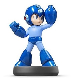 Mega Man Amiibo Super Smash Bros Series