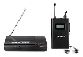 Sistema Sem Fio Monitor De Palco Takstar Wpm 200
