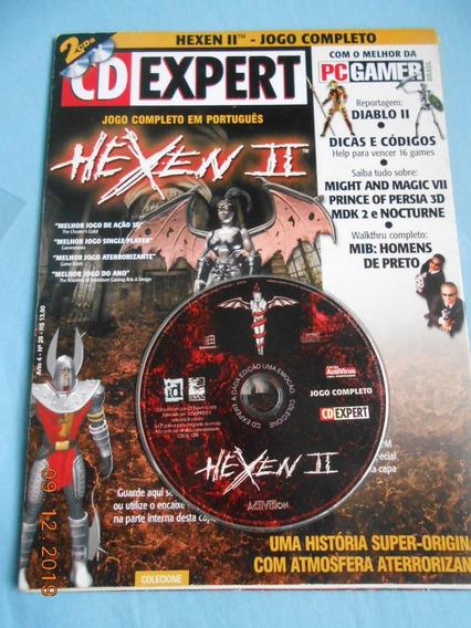 Hexen 2 ( Game Pc Original & Completo ) - Revista Cd Expert