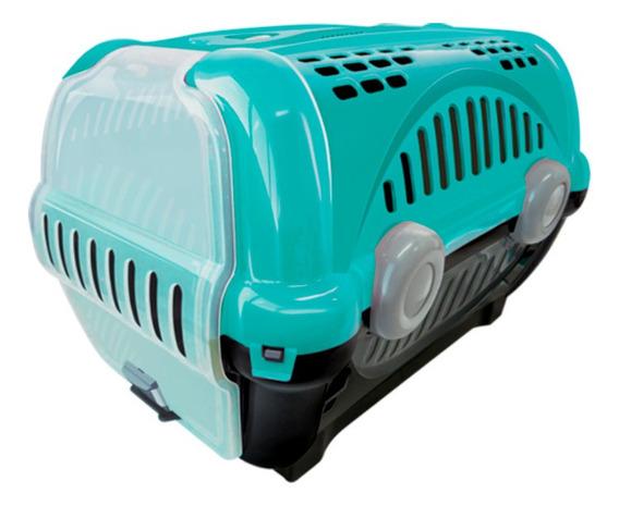Caixa Para Transporte De Cães E Gatos Luxo N.1 Furacão Pet