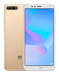 Huawei Y6 2018, Dorado