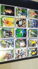 Lote Com 15 Cards De Futebol Antigos Da Itália Década 1990