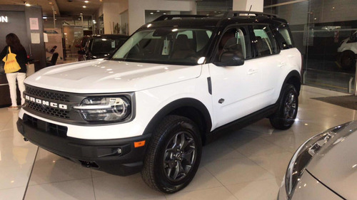 Ford Bronco Sport Wildtrak 2.0l 240cv 4x4 At 0km 2021 02