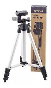 Tripé Universal Telescópico Para Camera E Celular 1,02m