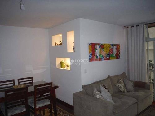 Apartamento À Venda, 100 M² Por R$ 740.000,00 - Icaraí - Niterói/rj - Ap37738