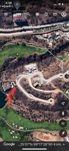Imagen 1 de 3 de Atención Constructores Terreno En Bosque Real