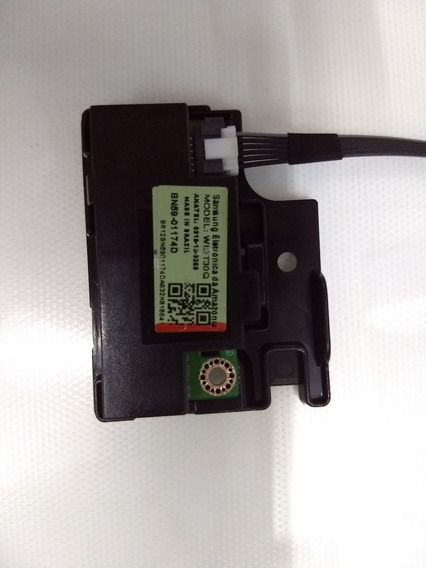 Botão Power Funções Tv Samsung Bn41-02477a