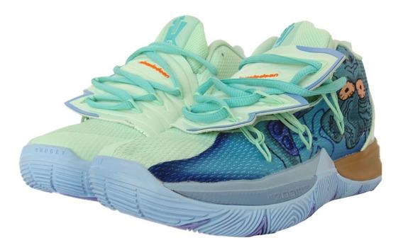 Tenis Nike Kyrie Irving Calamardo Diseño Personalizado