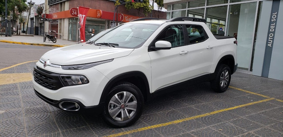 Fiat Toro 1.8 Freedom 4x2 Cd Aut Pack Seguridad 0km