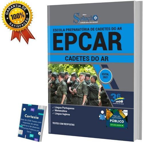 Apostila Aeronáutica Epcar - Cadetes Do Ar