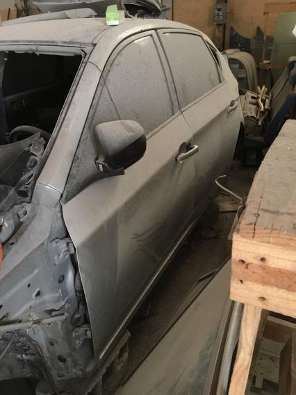 Sucata Subaru Impreza 4x4 Prata