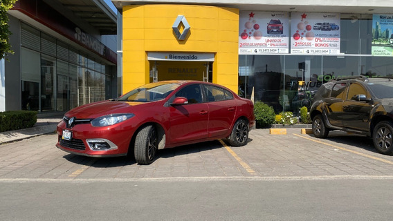Renault Fluence Dynamic Cvt 2017