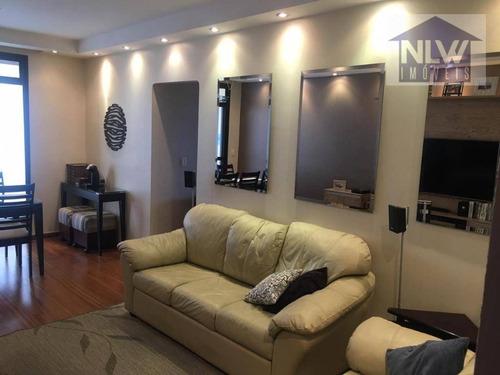 Apartamento Com 3 Dormitórios À Venda, 90 M² Por R$ 646.600,00 - Mooca - São Paulo/sp - Ap1229