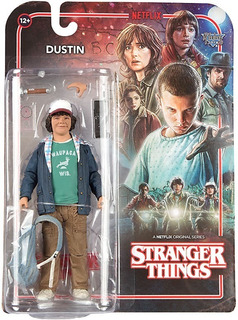 Stranger Things - Eleven - Funko Pop - Demogorgon - Dustin