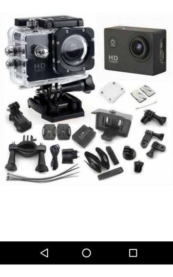 Camera Sports Hd Dv 1080p Full Hd Wifi