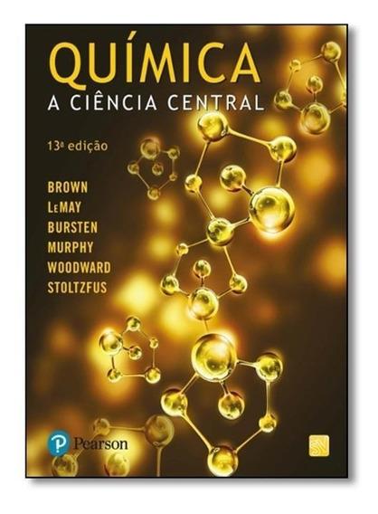 Química: A Ciência Central - Novo - 2016