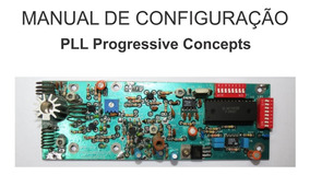 Manual Placa Pll Progressive Concepts