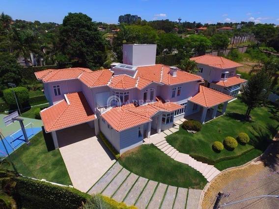 Casa À Venda Em Sítios De Recreio Gramado - Ca004805