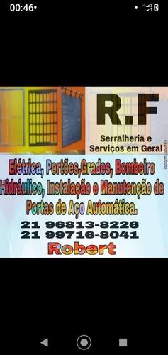 Imagem 1 de 5 de R.f Serviços Em Geral Ltda