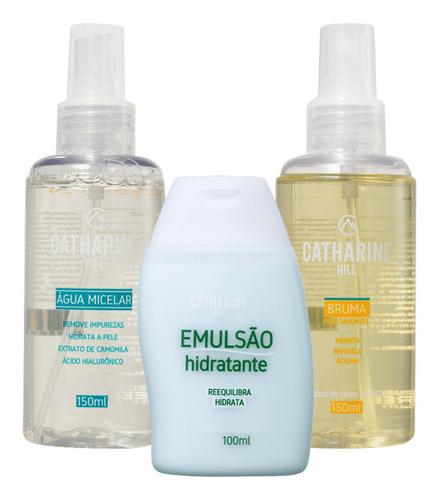 Imagem 1 de 4 de Hidratante + Bruma + Água Micelar - Catharine Hill