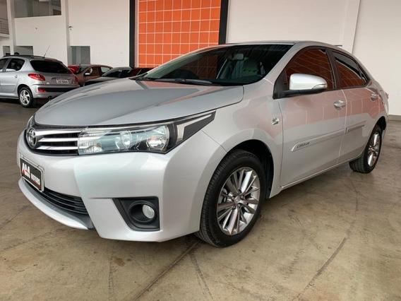 Toyota Corolla 2016 2.0 16v Xei Flex Multi-drive S 4p 1°dono
