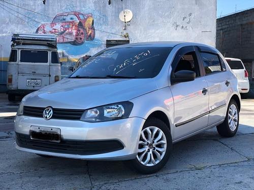 Imagem 1 de 7 de Volkswagen Gol 1.0 Mi City 8v 2014
