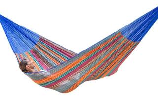 Hamacas Yucatecas De Nylon Tamaño Doble Envío Gratis