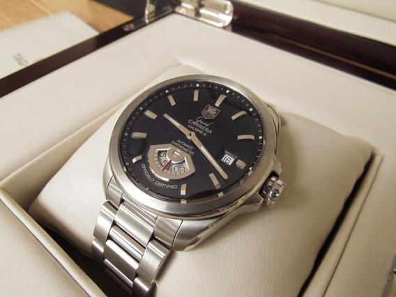 Reloj Tag Heuer Grand Carrera Calibre 6 Rs
