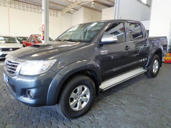 Toyota Hilux 3.0 Cd Srv 4x4 Tdi