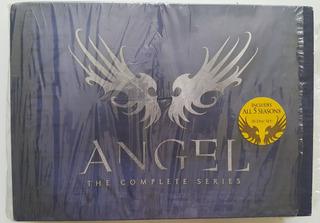 Box Dvd Importado Angel Original Série Completa 30 Dvds