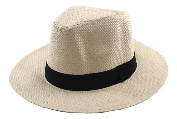 Sombrero Estilo Panamá C/cinta Articulo: 29170073