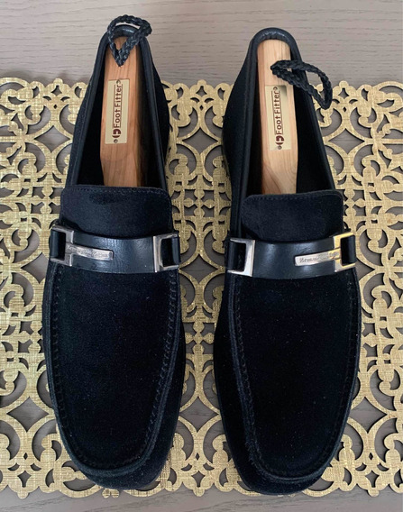 Zapatos Ermenegildo Zegna Mocasines 100% Originales (n Gucci