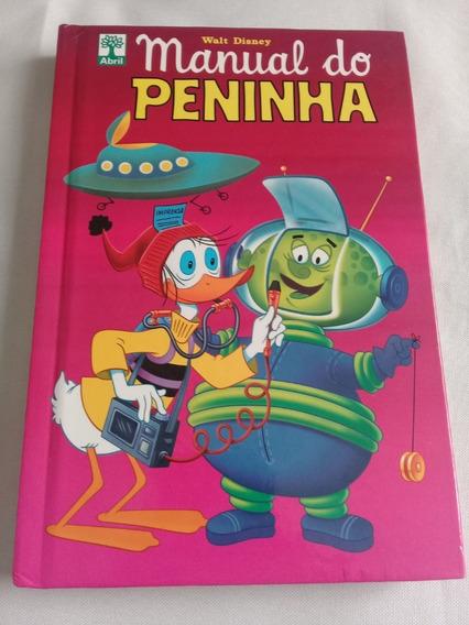 Livro Manual Do Peninha Walt Disney Novo Editora Abril